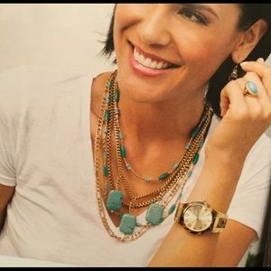 Silpada KR Toes in the Sand Necklace